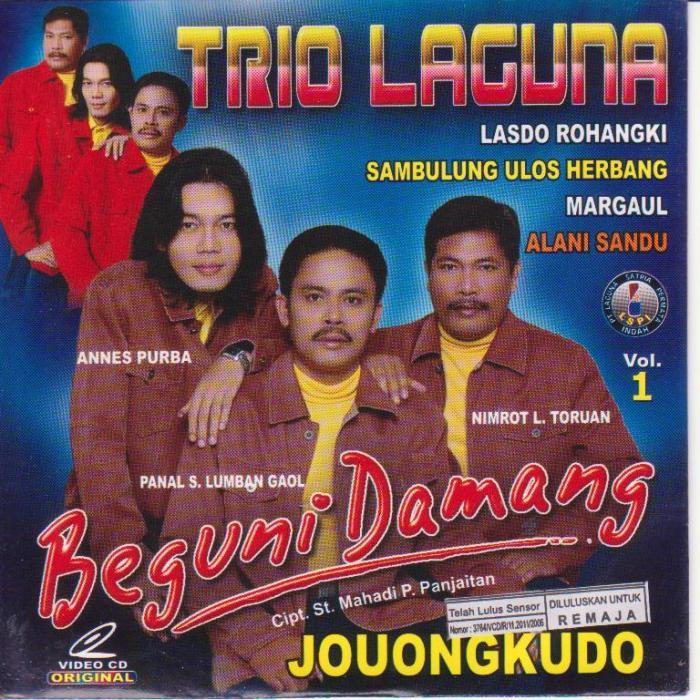 Laguna Trio - Begu Ni Damang