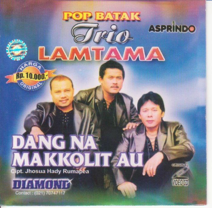 Lamtama Trio - Dang Na Mangholit Au