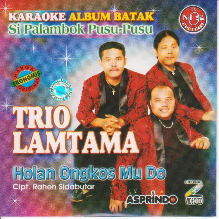 Lamtama Trio - Holan Ongkos Mu Do