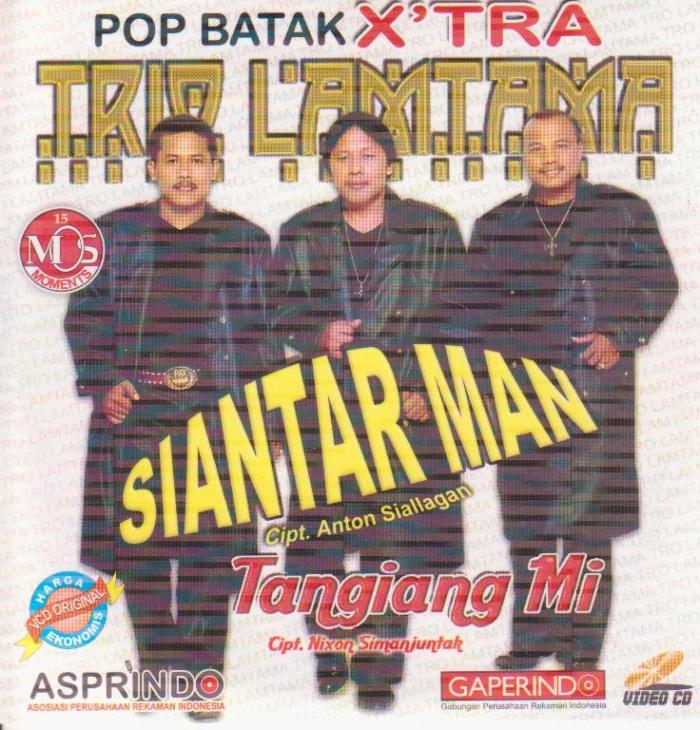 Lamtama Trio - Siantar Man