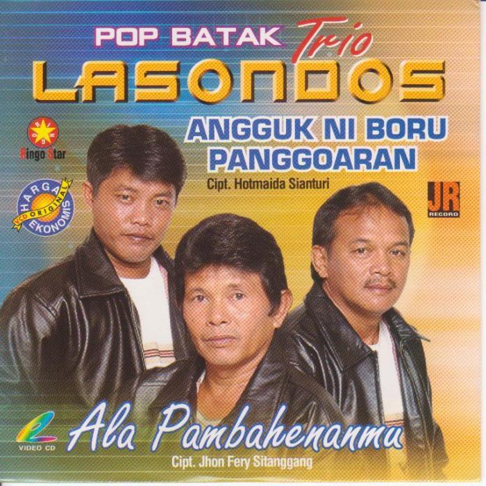 Lasondos Trio - Angguk Ni boru Panggoaran