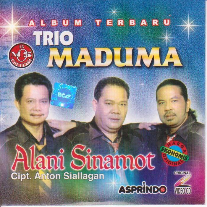 Maduma Trio - Alani Sinamot