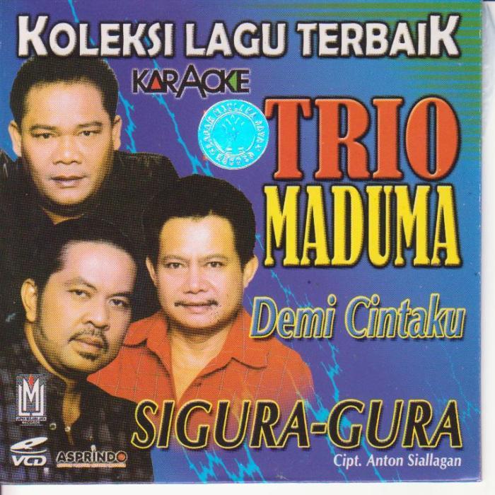 Maduma Trio - Sigura Gura
