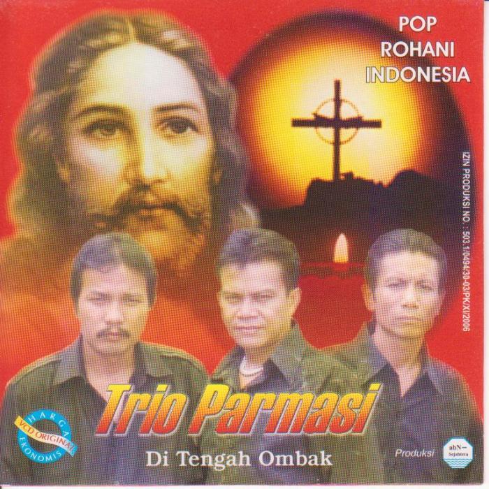 Parmasi Trio Rohani - Ditengah Ombak