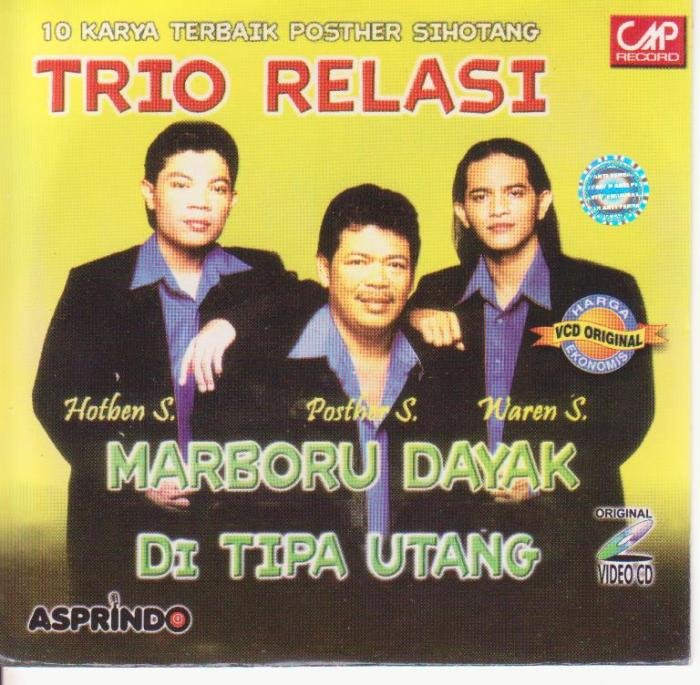 Relasi Trio - Ditipa Utang