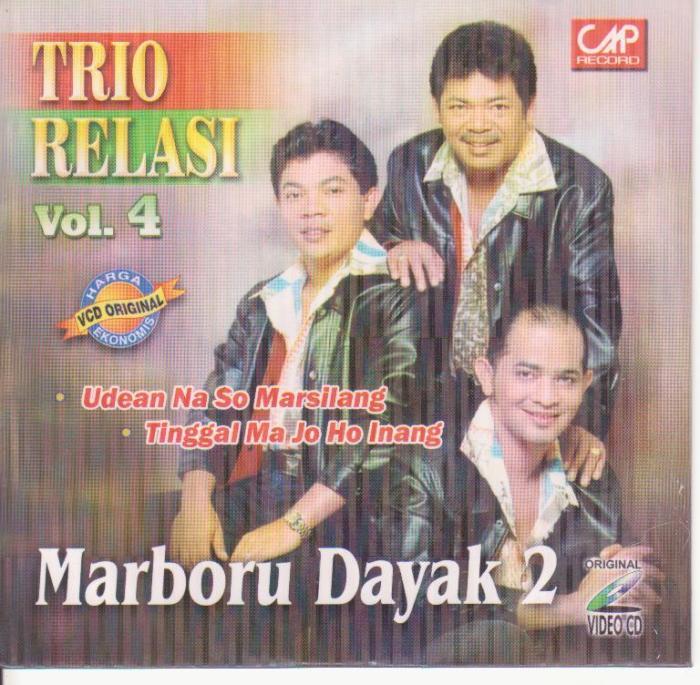 Relasi Trio Vol.4 - Marboru Dayak 2
