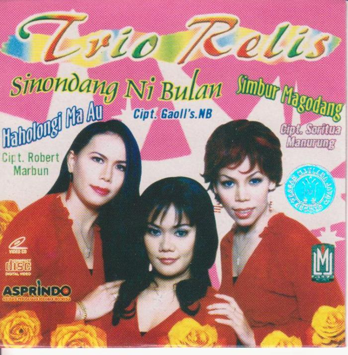Relis Trio - sinondang Ni Bulan