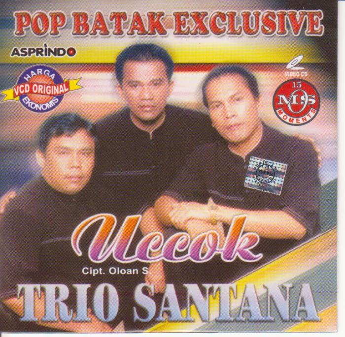 Santana Trio - Uccok