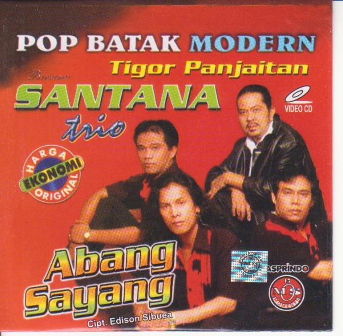 Santana Trio - Abang Sayang