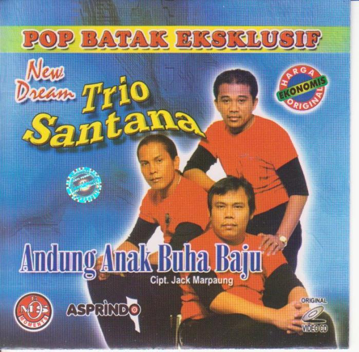 Santana Trio - Andung Anak Buhabaju