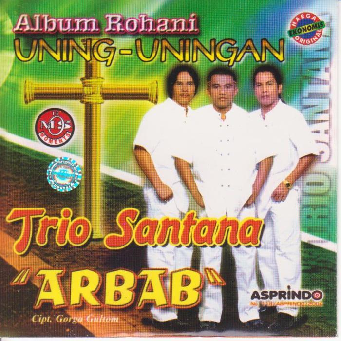 Santana Trio Rohani - Arbab