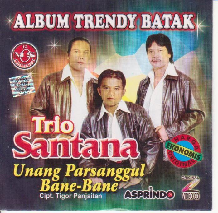 Santana Trio - Unang Parsanggul Bane Bane