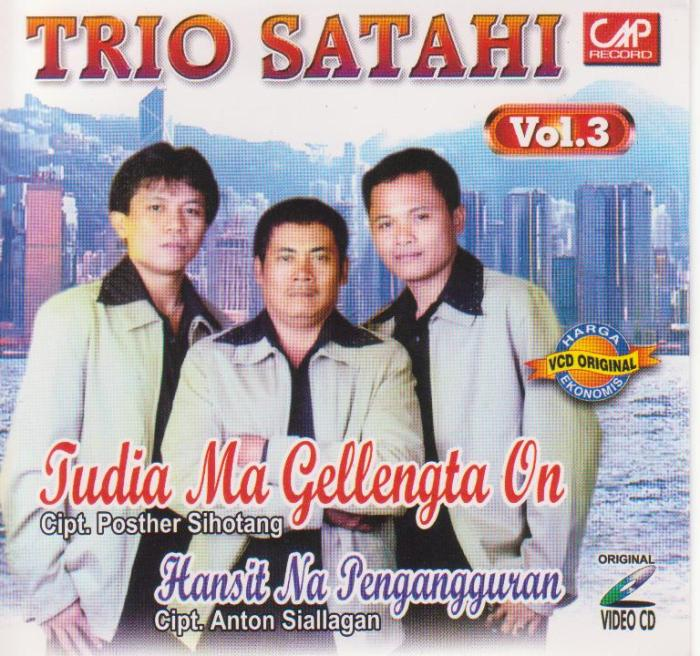 Satahi Trio Vol.3 - Tudia Ma Gelleng Ta On