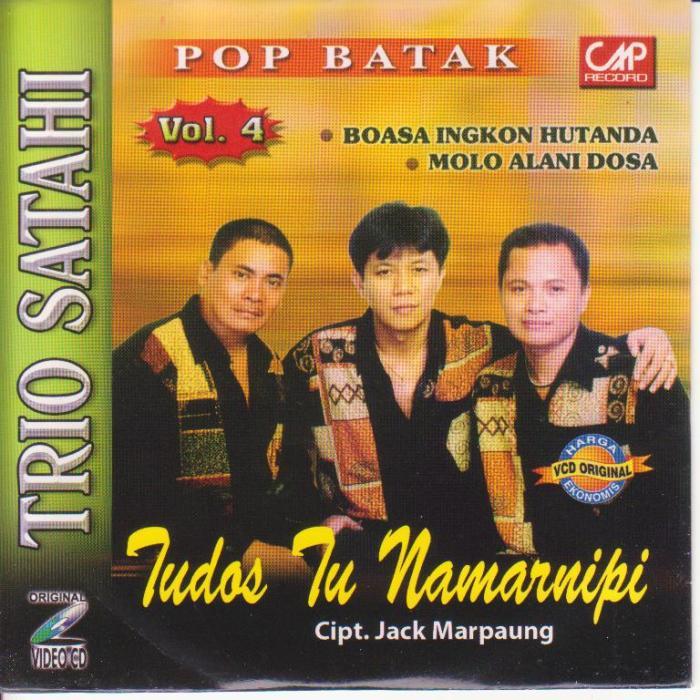 Satahi Trio Vol.4 - Tudos Tu Namarnipi