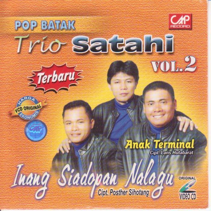 Satahi Trio Vol.2 - Inang Siadopan Nalagu